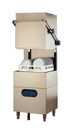ggg durchschubspuelmaschine 1 - GGG Hauben-Durchschubspülmaschine