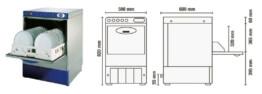 ggg geschirrspuelmaschine j 50 3 400 v 1 262x94 - GGG Geschirrspülmaschine J 50/3 - 400 V